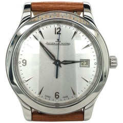 Jaeger-LeCoultre Master Control Date in Stainless Steel