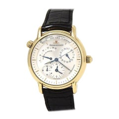 Jaeger-LeCoultre Master Control Geographic 18 Karat Gold Automatic 169.1.92