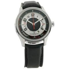 Jaeger-LeCoultre Master Memovox 192.T4.40, Black Dial, Certified
