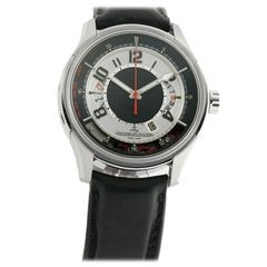 Jaeger LeCoultre Master Memovox 192.T4.40, Silver Dial
