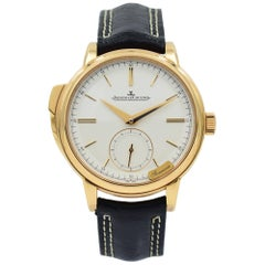 "Jaeger LeCoultre Master Minute Repeater 5092520 ""Crystal Gong"" 18k Rose Gold"