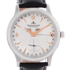 Jaeger Lecoultre Master Platinum Limited Watch 140.6.87 Unworn