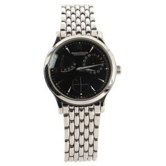 Jaeger-LeCoultre Master Reserve de Marche Automatic Watch Stainless Steel 37