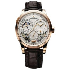 Jaeger LeCoultre, MISSING, MISSING, Case, Certified and Warranty