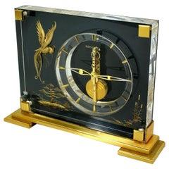 """Jaeger-Lecoultre Model Marina Clock"", Switzerland, 1960s"