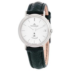 Jaeger LeCoultre Odysseus 140.083.3, White Dial, Certified