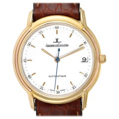 Jaeger Lecoultre Odysseus Yellow Gold Men's Watch 165.7.89