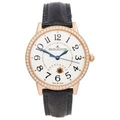 Jaeger LeCoultre Rendez Vous 18k Rose Gold 344237S Wristwatch