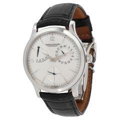 Jaeger-LeCoultre Reserve de Marche 148.8.38.S Men's Watch in Stainless Steel