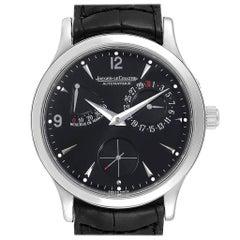 Jaeger Lecoultre Reserve De Marche Date Men's Watch 140.8.93.S