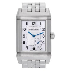 Jaeger LeCoultre Reverso 240.8.14, Case, Certified and Warranty