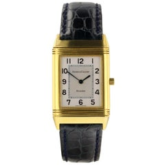 Jaeger LeCoultre Reverso 250.1.86, Case, Certified and Warranty