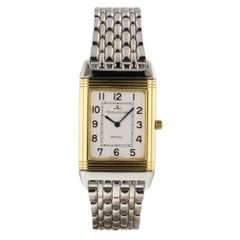 Jaeger LeCoultre Reverso 250.5.08, Millimeters Silver Dial, Certified