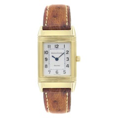 Jaeger LeCoultre Reverso 260.1.18, Case, Certified and Warranty