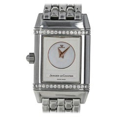 Jaeger LeCoultre Reverso 266.8.44, Case, Certified and Warranty