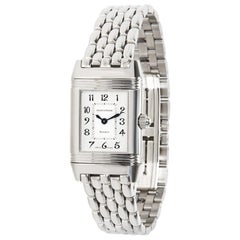 Jaeger-LeCoultre Reverso 266.8.44, Silver Dial, Certified