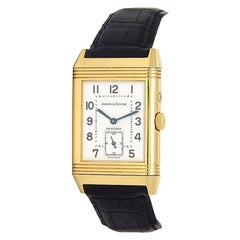 Jaeger LeCoultre Reverso 270.1.54, Case, Certified and Warranty