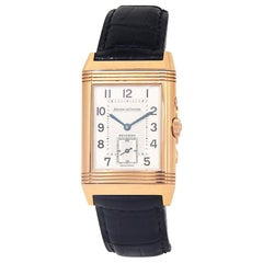 Jaeger LeCoultre Reverso 270.2.54, Silver Dial, Certified