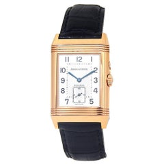 Jaeger-LeCoultre Reverso 270.2.54, Silver Dial, Certified