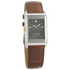 Jaeger LeCoultre Reverso 270.5.54, Silver Dial, Certified and Warranty