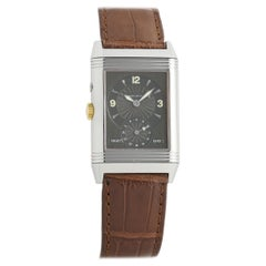 Jaeger-LeCoultre Reverso 270.5.54, Silver Dial, Certified
