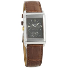 Jaeger LeCoultre Reverso 270.5.54, Silver Dial, Certified