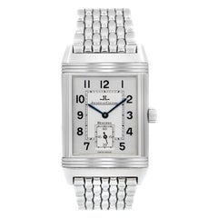 Jaeger LeCoultre Reverso 270.8.62, Case, Certified and Warranty