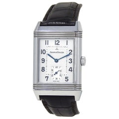Jaeger-LeCoultre Reverso 270.8.62_, Silver Dial, Certified