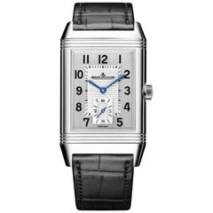 Jaeger-LeCoultre Reverso Classic Large Duoface Hand-Wound 28mm Watch rt. $9,100