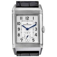 Jaeger-LeCoultre Reverso Classic Men's Watch 214.8.62 Q3858520 Box Papers