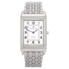 Jaeger-LeCoultre Reverso Classique 250.8.86 Unisex Stainless Steel Watch