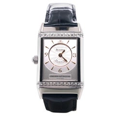 Jaeger-LeCoultre Reverso-Duetto Ladies Watch in Stainless Steel
