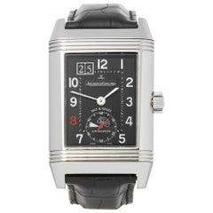 Jaeger-LeCoultre Reverso Grande Automatique Q240872 Men Stainless Steel AM Watch