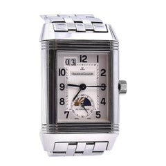 Jaeger-LeCoultre Reverso Grande GMT Day/Night Big Date Watch Ref. 240.8.72