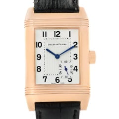 Jaeger-LeCoultre Reverso Grande Reserve Rose Gold Watch 301.24.20 Box Papers