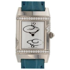 Jaeger LeCoultre Reverso Q2653409, White Dial, Certified and Warranty