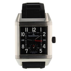 Jaeger LeCoultre Reverso Q700867, Black Dial, Certified and Warranty