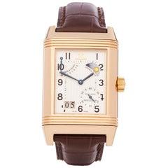 Jaeger-LeCoultre Reverso Septantieme Q3002420 or 240.9.12 Men's Rose Gold Watch