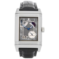 Jaeger-LeCoultre Reverso SEPTANTIEME Q3006420 Men Platinum Limited of 500 Pieces
