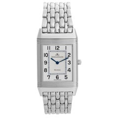 Jaeger-LeCoultre Reverso Stainless Steel Watches