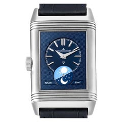 Jaeger-LeCoultre Reverso Tribute Moon Watch 216.8.D3 Q3958420 Papers
