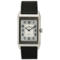 Jaeger-LeCoultre Stainless Steel Classic Reverso Automatic Modern