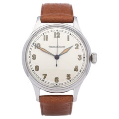 Jaeger-LeCoultre Vintage 0 P.478 Men's Stainless Steel E 159 Watch