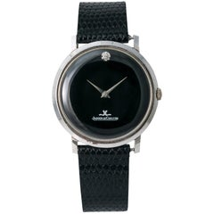 Jaeger-LeCoultre Vintage Collection Vintage, Black Dial