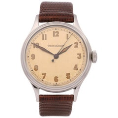 Jaeger-LeCoultre Vintage P478 Men's Stainless Steel Watch