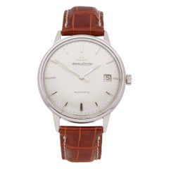 Jaeger-LeCoultre Vintage Stainless Steel Cal 393