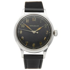 Jaeger-LeCoultre Vintage Stainless Steel CAL.P/468 Wristwatch