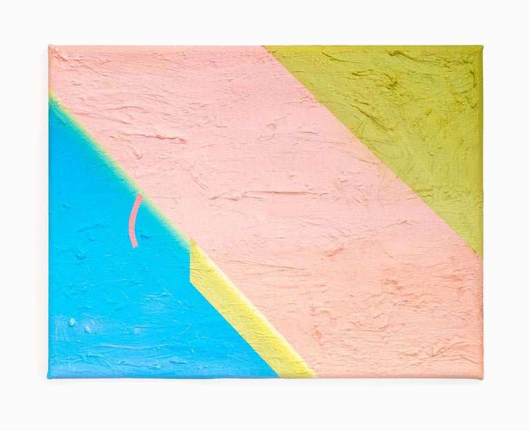 Jaena Kwon Abstract Painting - Angle