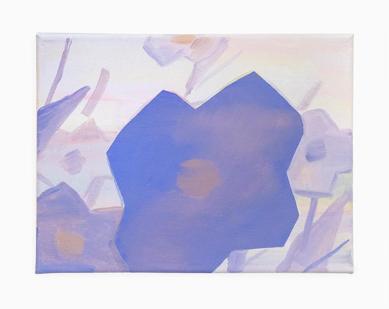 Jaena Kwon Abstract Painting - Poppy