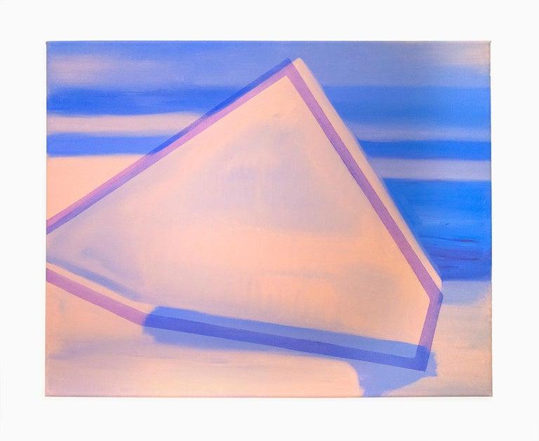 Jaena Kwon Abstract Painting - Stone